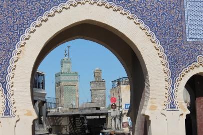 Brána Bou Jaloud